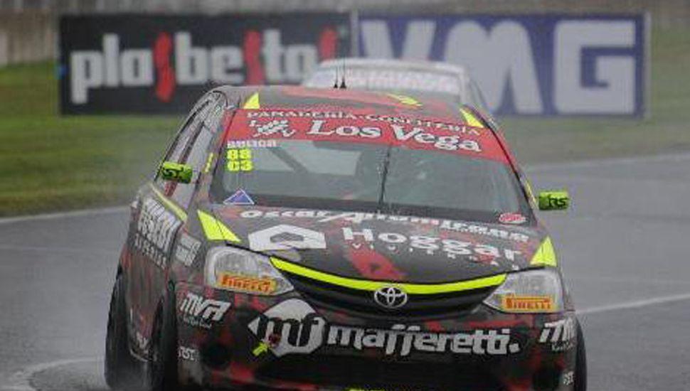 Nicolás Bulich va a tener nuevo motorista en la próxima carrera del Turismo Pista, Clase 3.