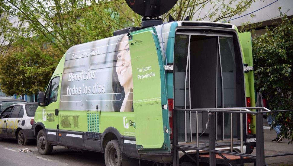 Buscan acercar cajeros automáticos móviles a localidades rurales