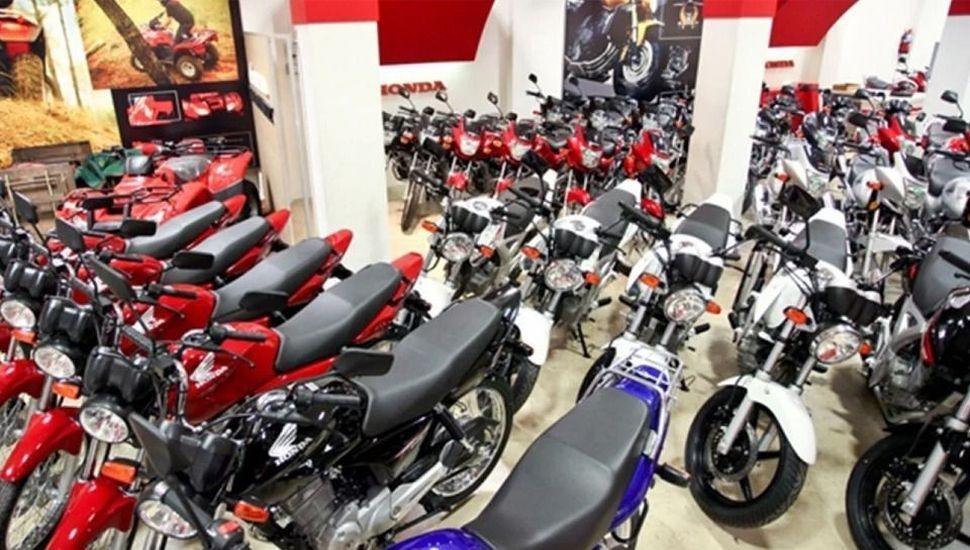 Sigue vigente la venta de motos hasta 18 cuotas