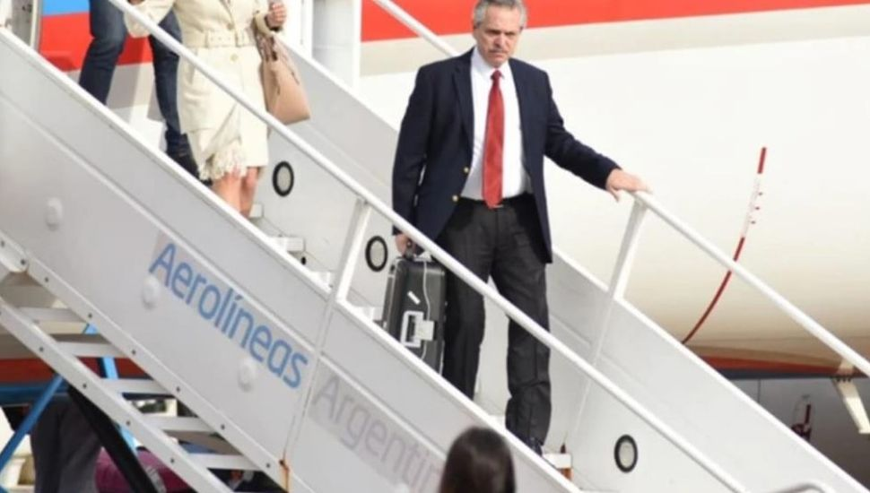 El primer viaje presidencial será el jueves a Israel