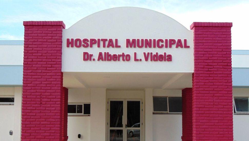 Gran inversión en obras de infraestructura y equipamiento de ejecución simultánea se concretó en el Hospital Municipal.