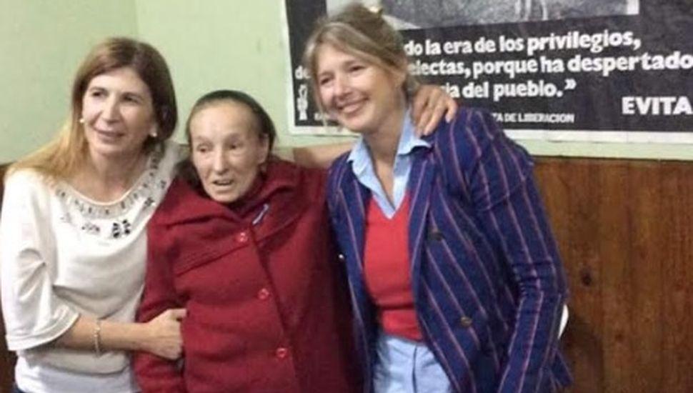 Murió la prima de Eva Duarte de Perón en Los Toldos