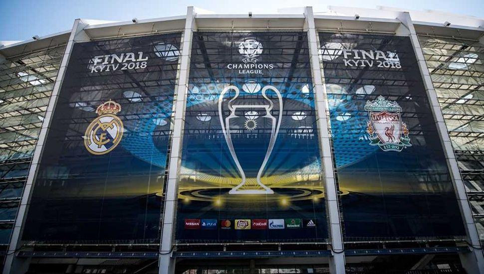 Real Madrid busca el inédito tricampeonato ante Liverpool