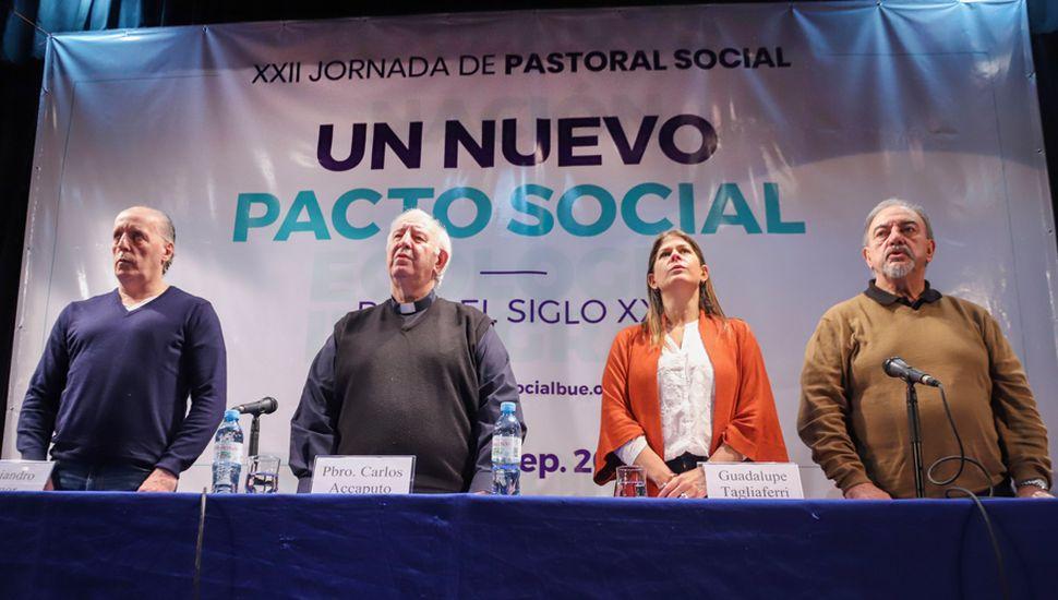 Distintos actores sociales se pronunciaron por la búsqueda de un acuerdo que permita superar las graves falencias del país.