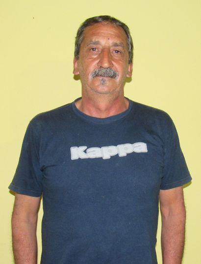 """Ricardo Carmelo """"El Morsa"""" Calabró"""