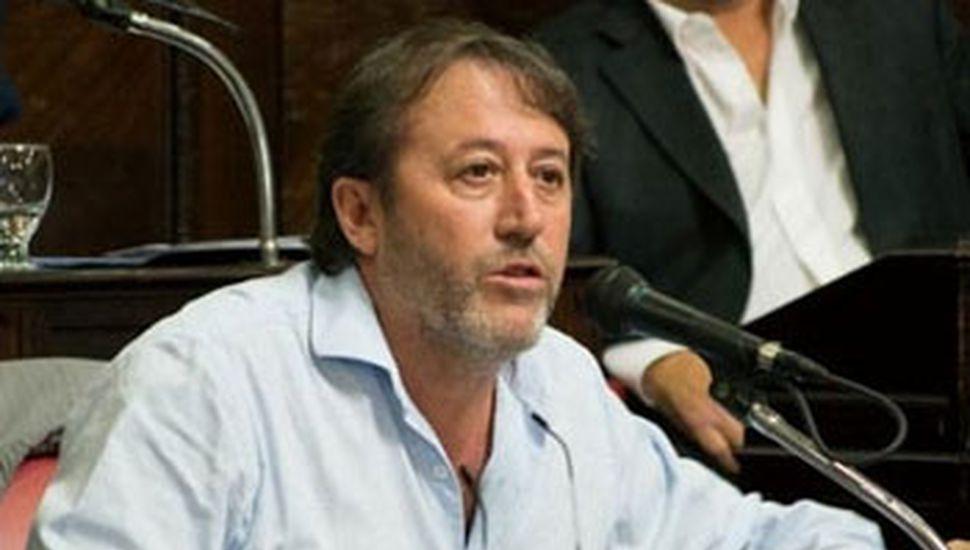 Para García la función del concejal es una carga pública