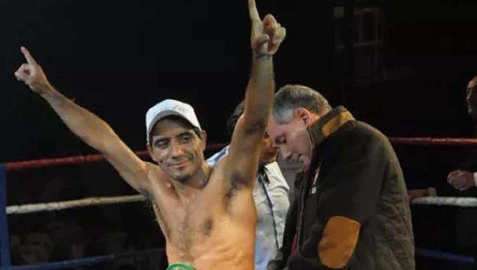 El mendocino Javier Chacón tendrá una gran chance internacional.