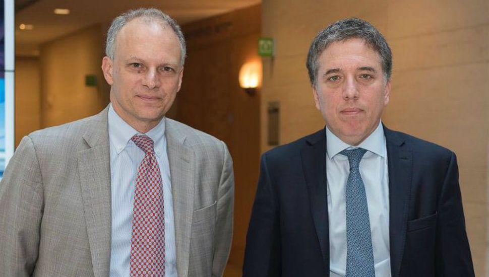 """Argentina negocia con el FMI un crédito bajo la modalidad """"stand by"""""""
