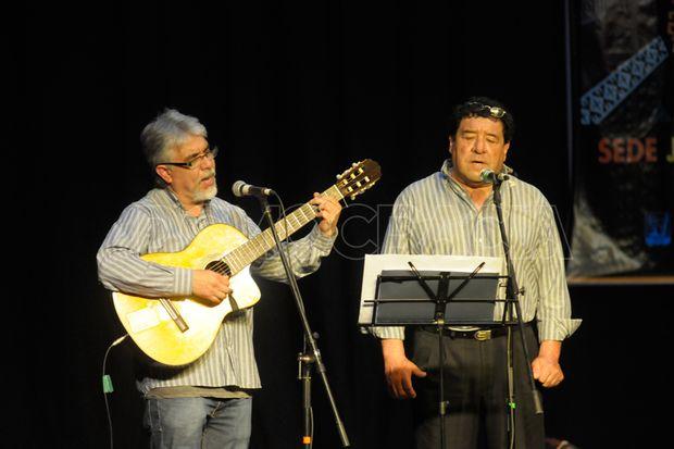 El sábado fue la jornada en que participaron los vocalistas en el rubro Música.
