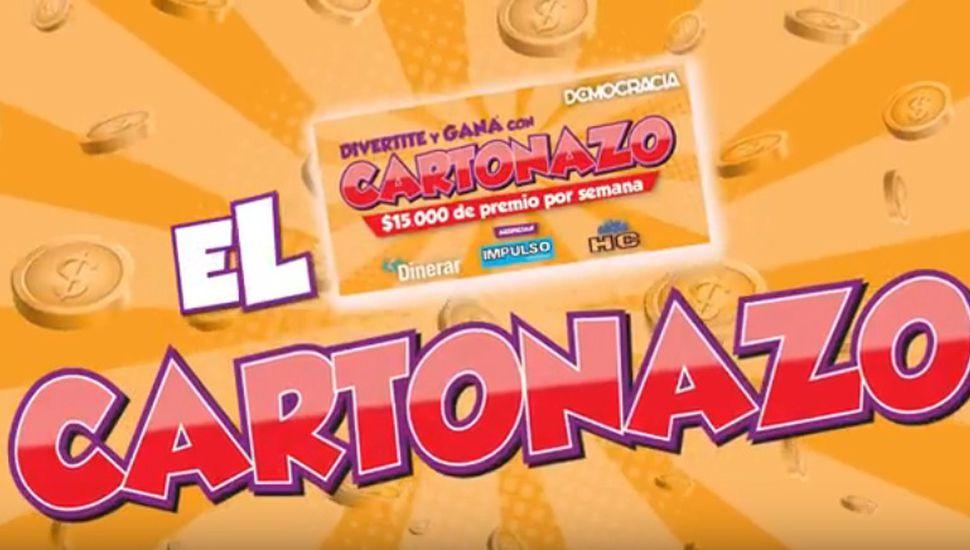 En Vedia, Alem y Alberdi también se juega al Cartonazo: el pozo será de 15 mil pesos por semana en efectivo