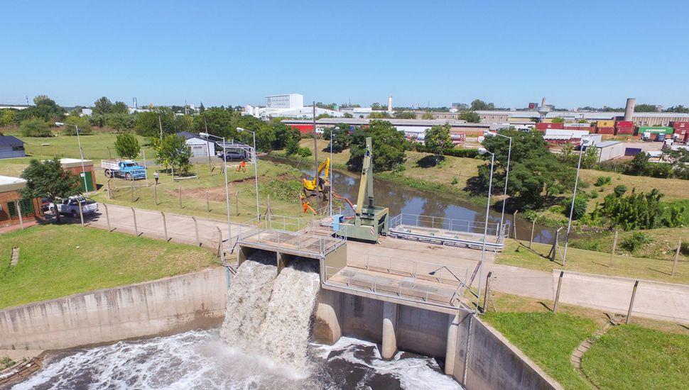 En 2017, la Gobernadora Vidal dio lugar al Plan de Emergencia Hídrica.
