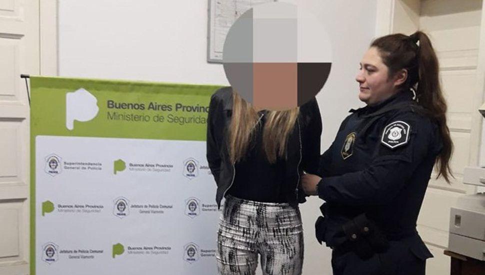 Viamonte: desafectan a mujer policía por participar de una pelea