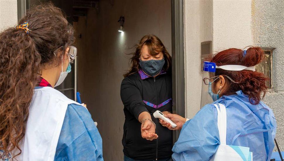 Plan Detectar: comenzó la búsqueda de casos de coronavirus en Junín