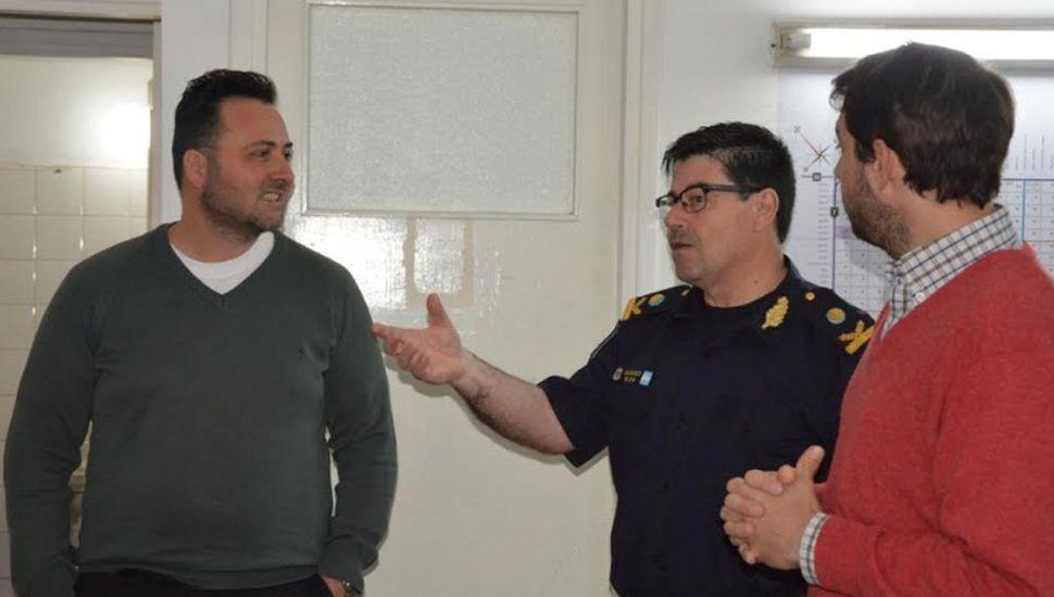 En diciembre Chacabuco tendrá una sede de Policía Científica