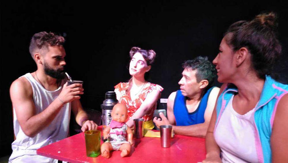 Actores de Orégano.