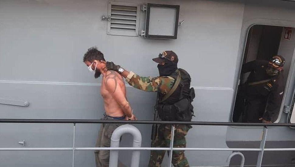 """Nicolás Maduro acusó a EE.UU. de la """"incursión armada y terrorista"""""""