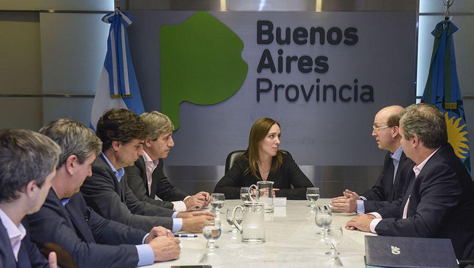 María Eugenia Vidal volvió a apurar reformas y busca tener aprobado el Presupuesto a fines de noviembre.