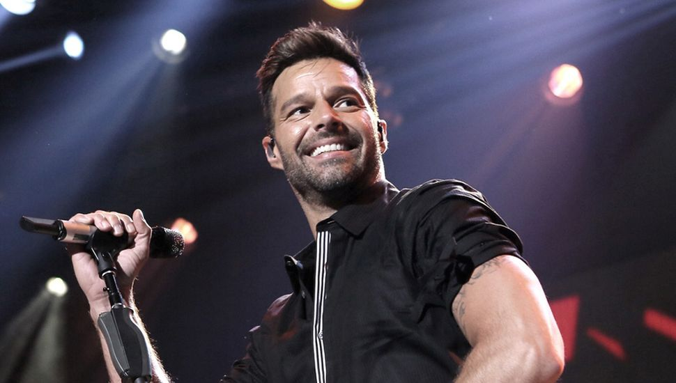 Ricky Martin lleva su protesta política a Viña del Mar