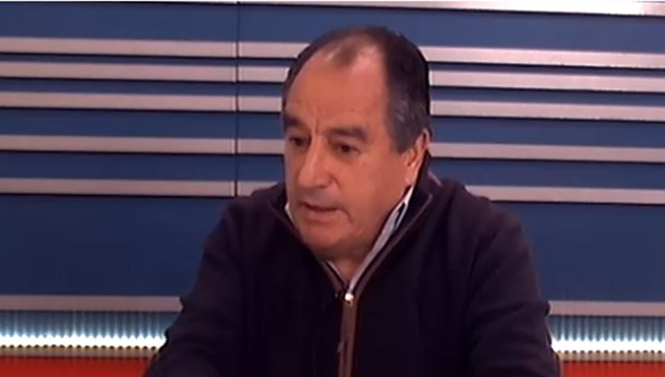 Raúl Parejas, presidente de Comercio e Industria