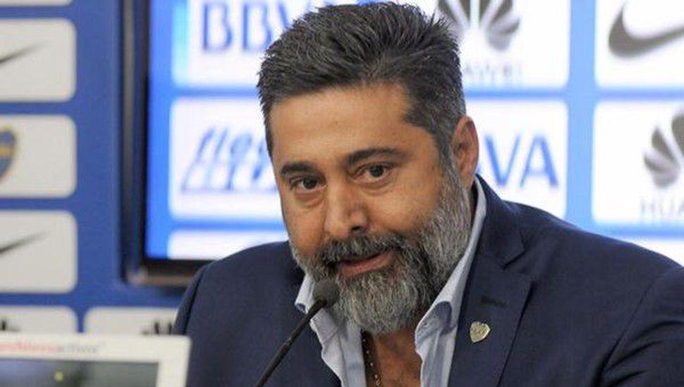 Angelici habló del DT de la Selección y la renovación de Guillermo en Boca