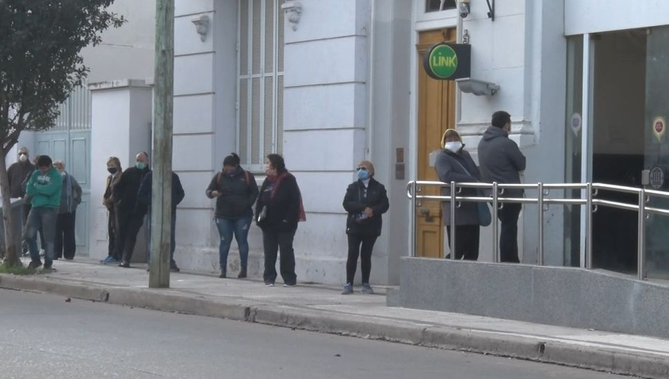 Detectan a tiempo una estafa en el Banco Nación de Rojas