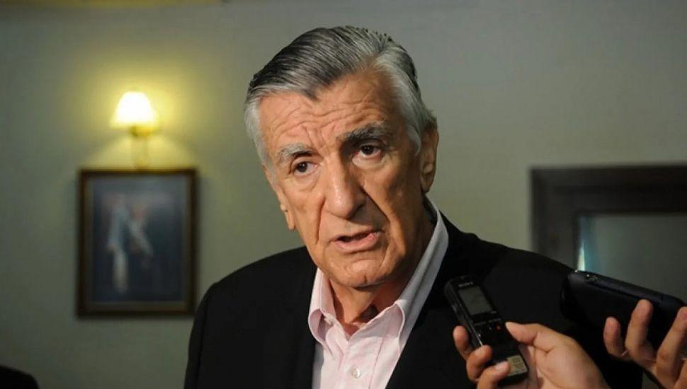 Según Gioja, Scioli disputará la interna contra la fórmula Fernández