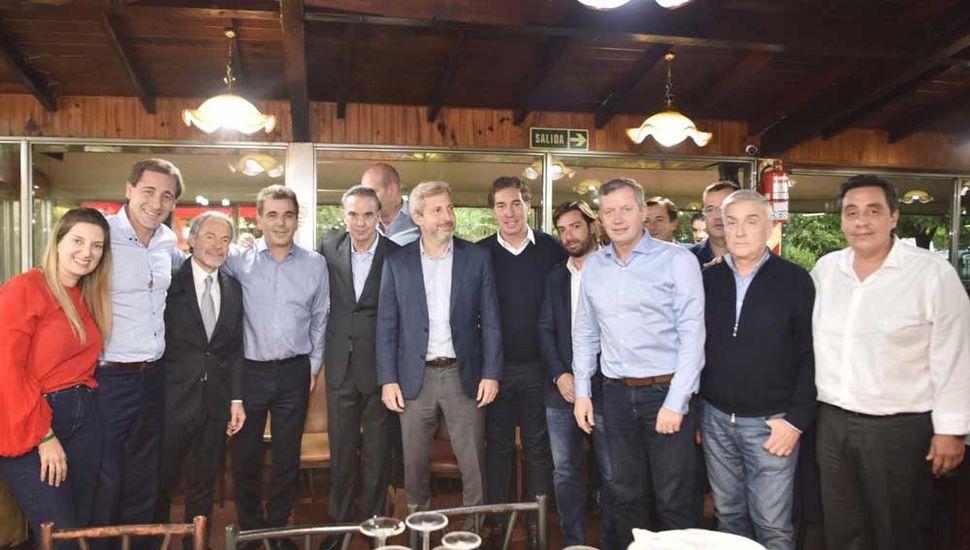 "Pichetto: ""Va a haber mucho peronismo detrás de Macri"""