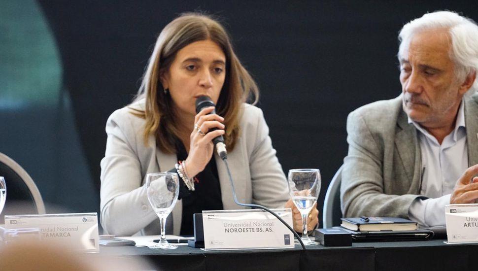 Danya Tavela, en el directorio de la CONEAU