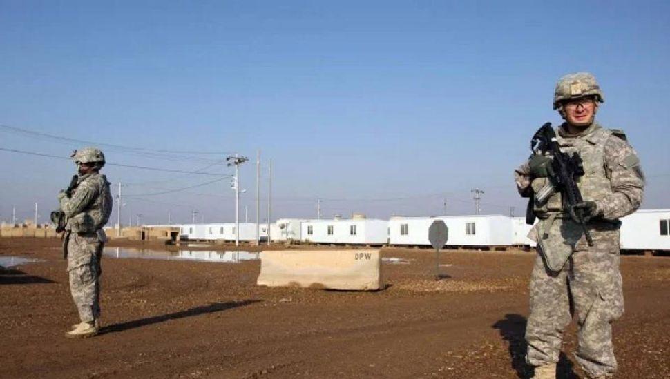 Más misiles contra las tropas estadounidenses en Irak