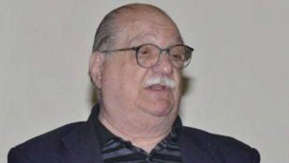 Luis Romio, actual presidente de la FAB.