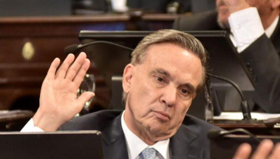 El pedido de desafuero está en el Senado y el PJ no lo votará