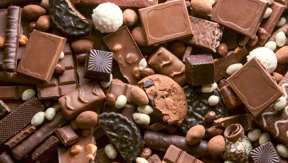 chocolate festejo