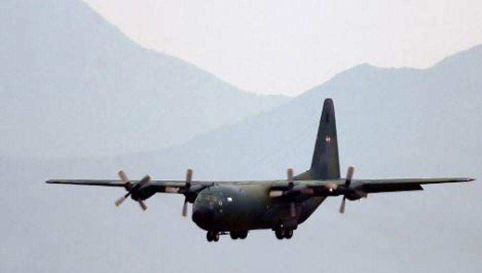 Desapareció un avión chileno con 38 personas a bordo