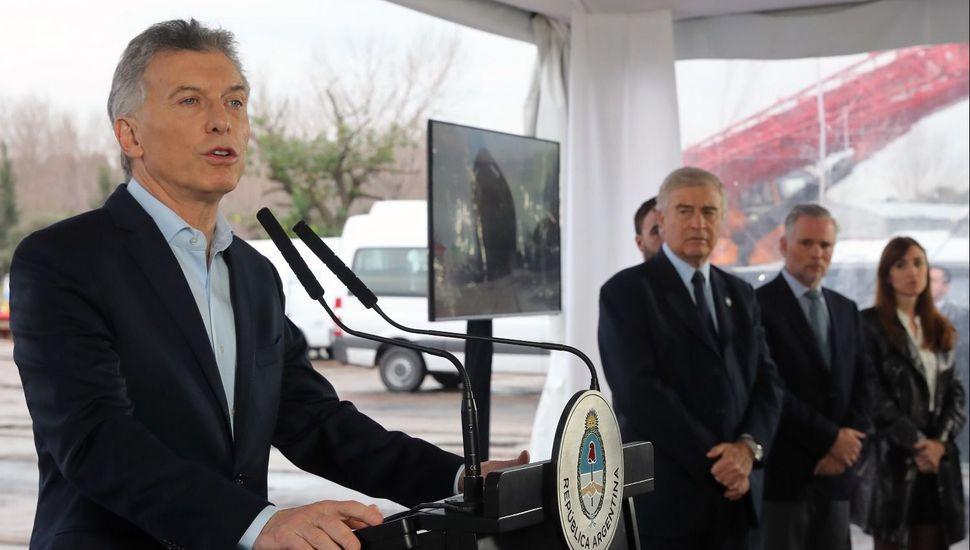 """Macri: """"Llegar a las elecciones de la mejor manera no depende sólo de un gobierno"""""""