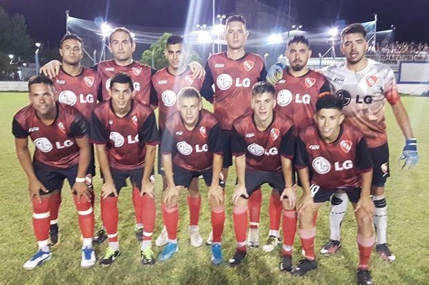 Equipo de Independiente que pasó a la final tras imponerse por penales.