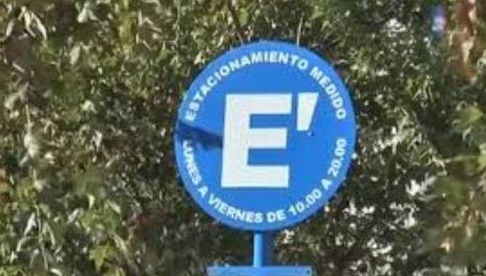 Atención: cambio de horarios en estacionamiento medido