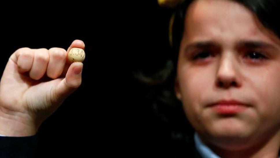Ganó el el Gordo de Navidad de la lotería de España, cobró el premio y murió a la mañana siguiente