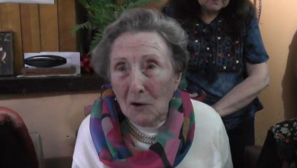 Una vecina de Ascensión cumplió 99 años