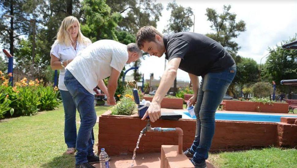 Controlan el agua de las piletas de colonias y clubes de Chacabuco