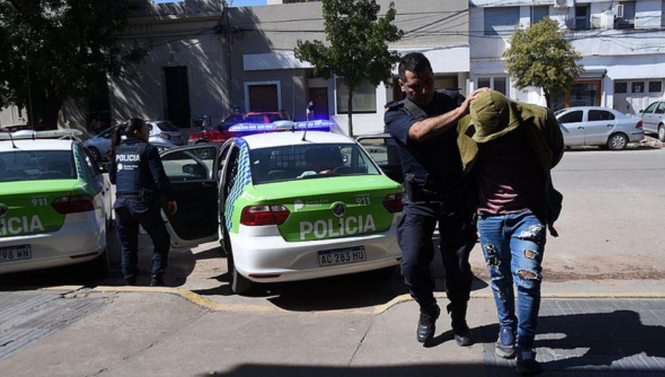 """""""Las imágenes del Centro de Operaciones Lincoln permitieron la detención del sospechoso"""""""