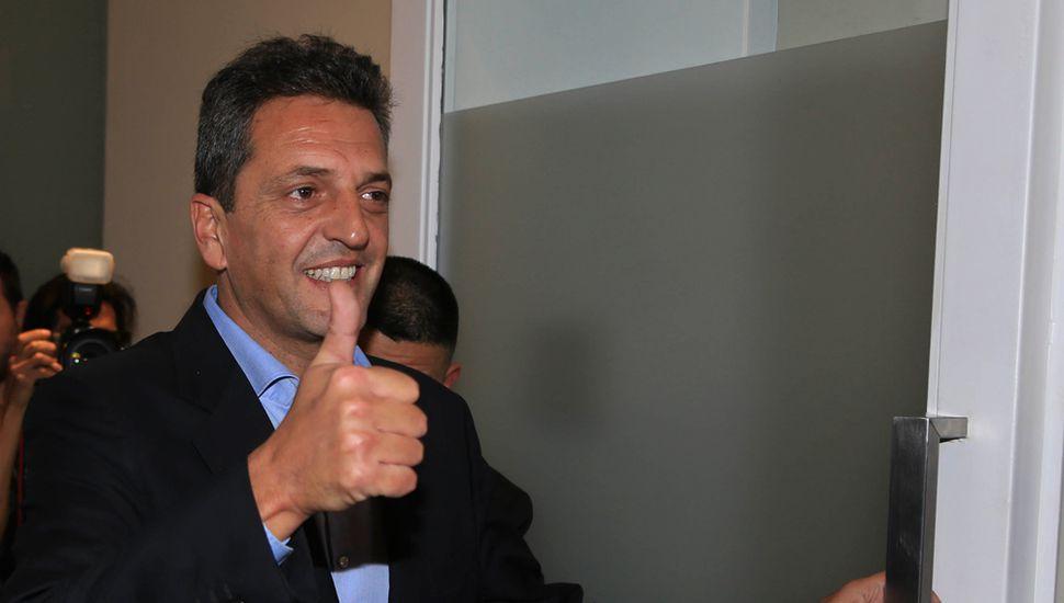 Sergio Massa recorre la Cuarta: visitará General Pinto, Ameghino y Junín