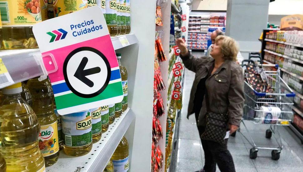 Renuevan Precios Cuidados hasta enero con subas promedio de 4,66%