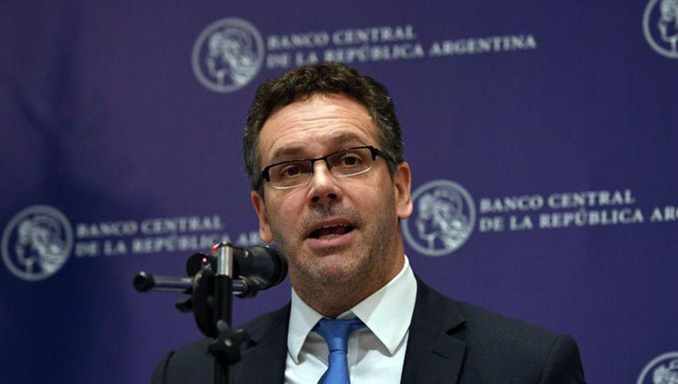 """Guido Sandleris: """"La inflación subirá en agosto y septiembre"""""""