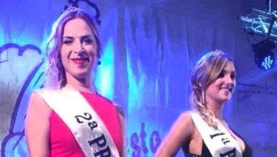 Una mujer trans, segunda princesa en la Fiesta de la Empanada
