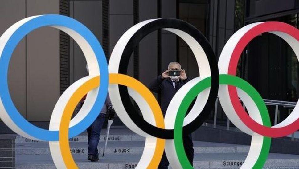 Juegos Olímpicos  postergados por un año