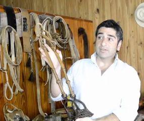 El artesano Mariano Martínez se presentará en la Sociedad Rural de Palermo