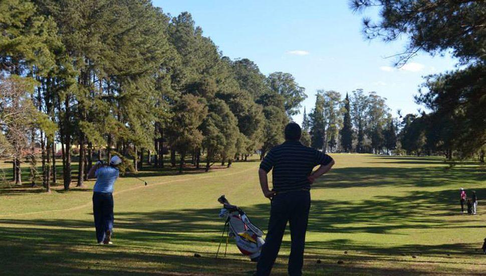 Comenzó la inscripción para el Campeonato del Junín Golf Club.
