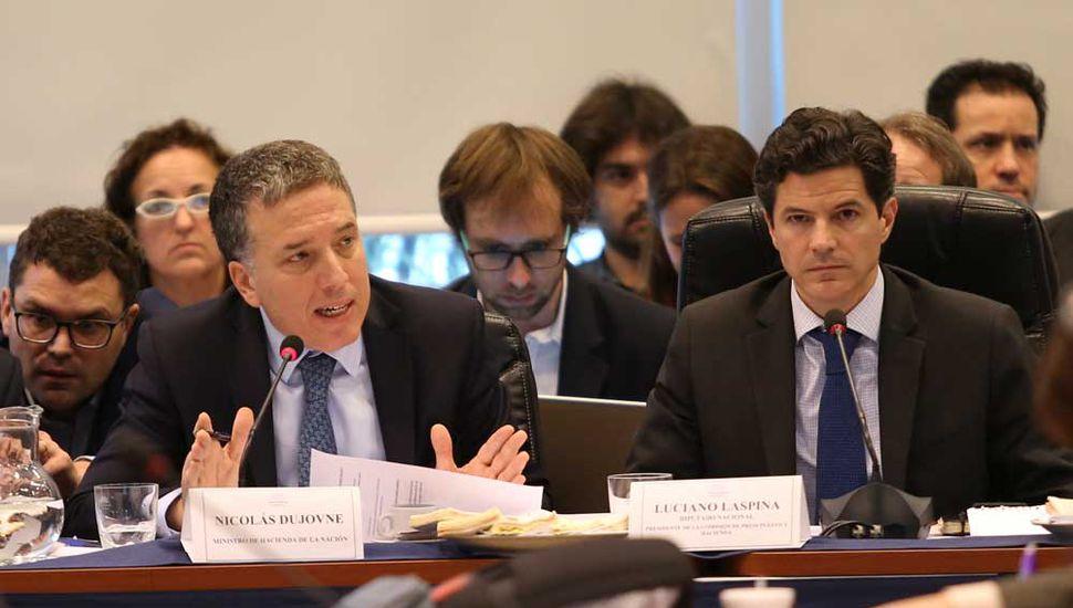 El debate sobre el Presupuesto como  reflejo del tablero político para 2019