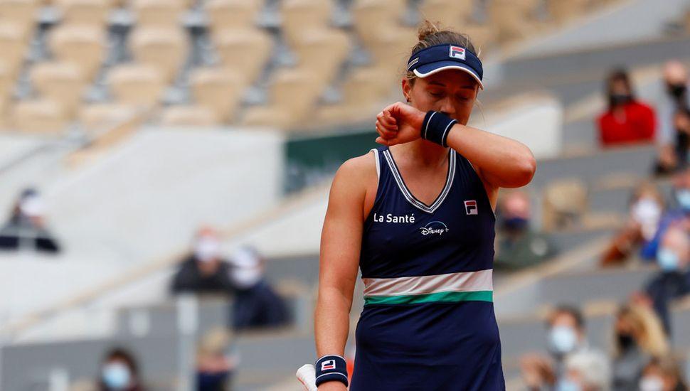 Nadia Podoroska tenis