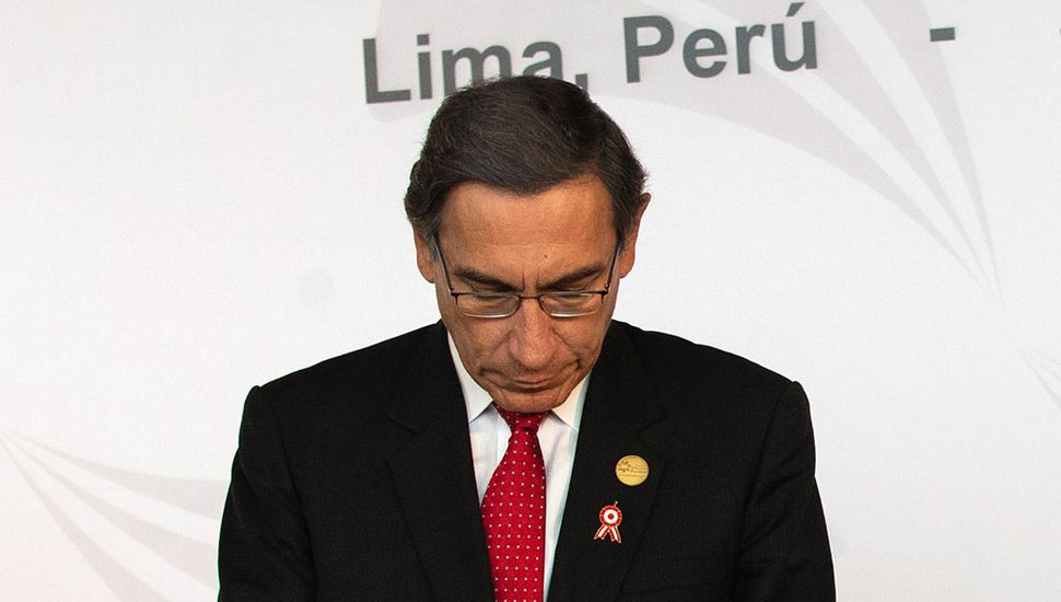 Martín Vizcarra,corte